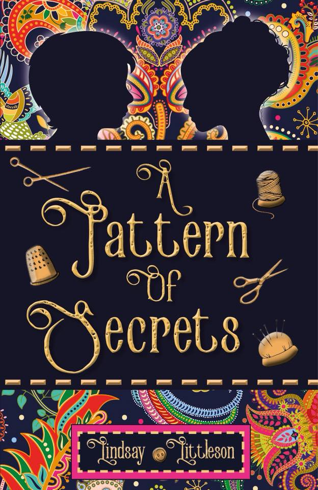 A Pattern of Secrets Cover Reveal!